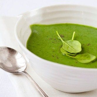 Spinach Soup Recipe - Easy Creamy Spinach Soup