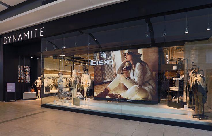Nouveau look pour le magasin Dynamite du carrefour Laval