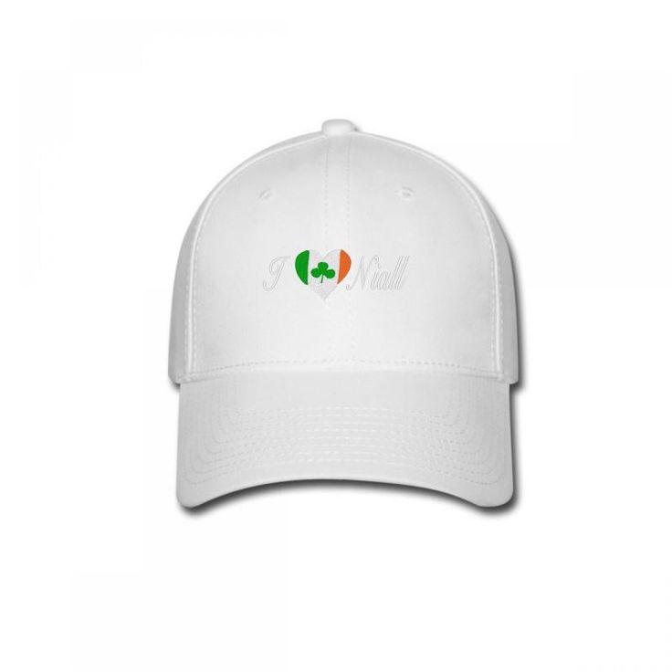 i love niall irish Baseball Cap