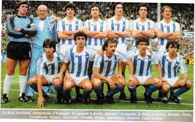 1982 Real Sociedad