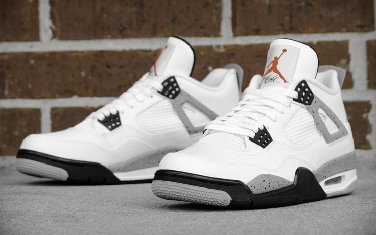 Cement 4s probably one of the cleanest Jordan's ever made in my opinion. Flawless