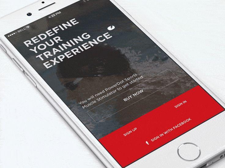 loginsign up inspiration for mobile apps muzli design inspiration medium