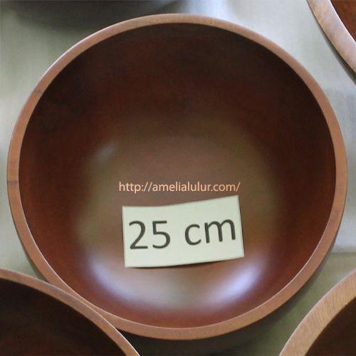 Wood Bowl 25