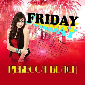 """TIL that Simon Cowell praised Rebecca Black's song """"Friday"""": """"the fact that it's making people so angry is brilliant"""". He advised her to not """"listen to anyone over the age of 18. I'm being deadly serious. Whatever she's done has worked ... she's the most talked-about artist in America right now""""."""
