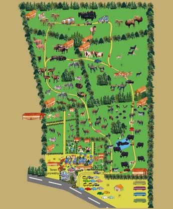 ZOO Safari Świerkocin - Witamy w jedynym w Polsce ogrodzie zoologicznym typu safari