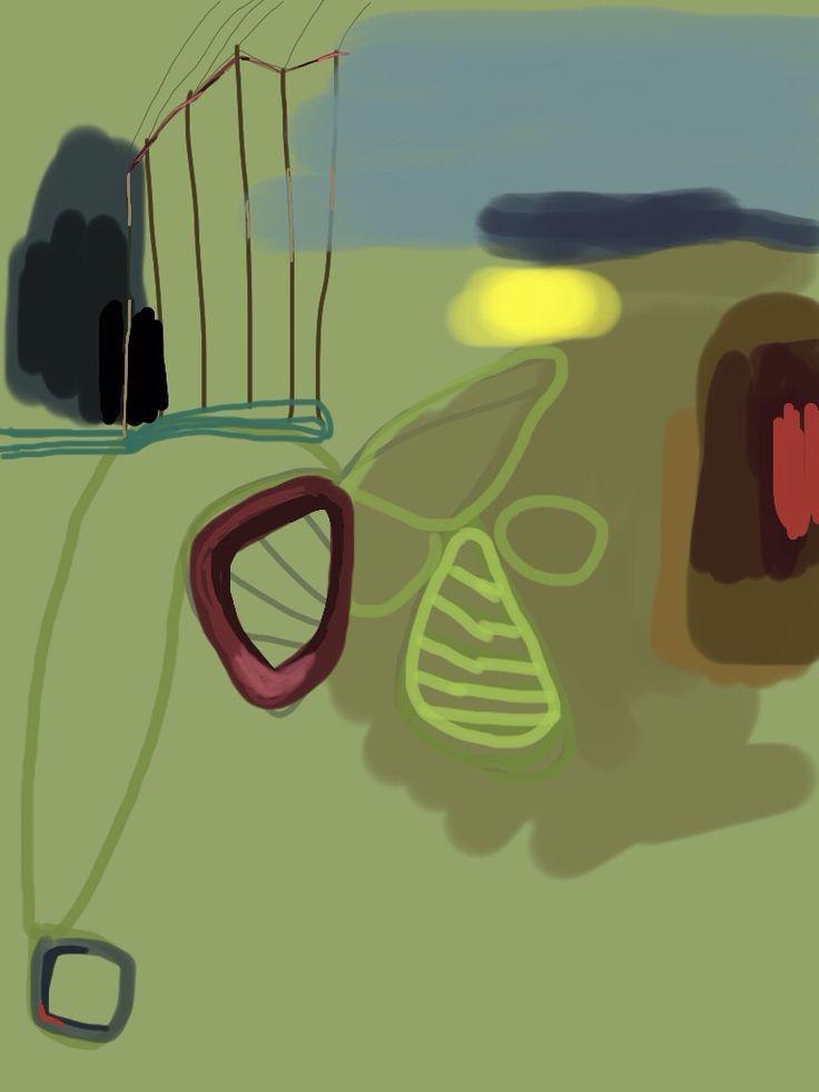 Digital painting 2/15