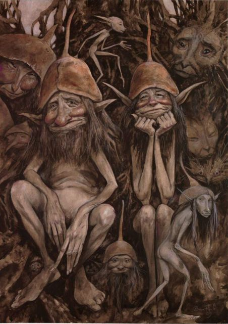 WE ARE THE ONES WHO ARE NOT HERE BY BRIAN FROUD: