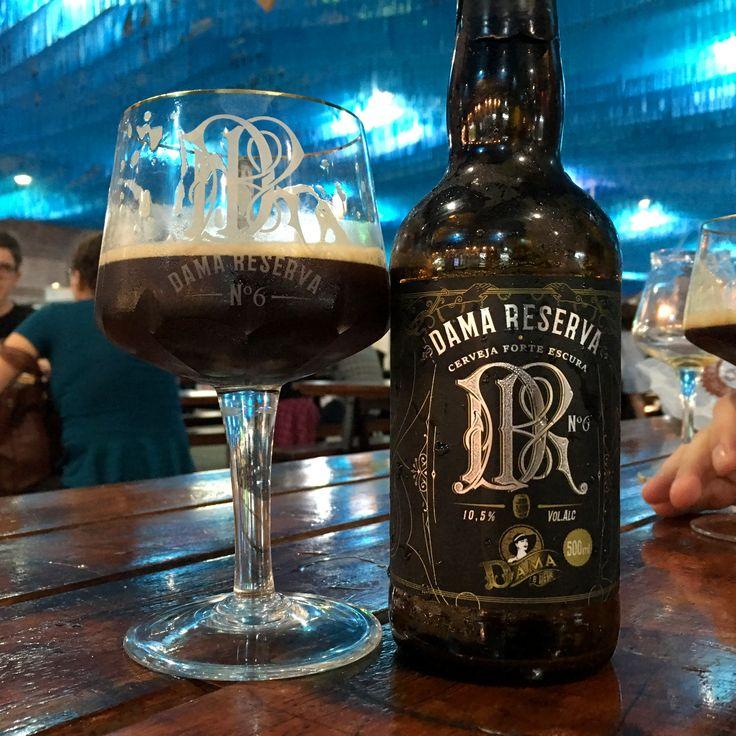 Dama Reserva nº 6 #cerveja #beer