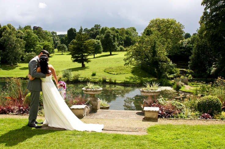 When the rain stops...Helen and Roland's Cotswold wedding at the stunning Cowley Manor near Cheltenham