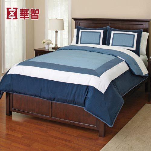 Patchwork hotel uso en el hogar sistema del lecho 100 for El universo del hogar ropa de cama