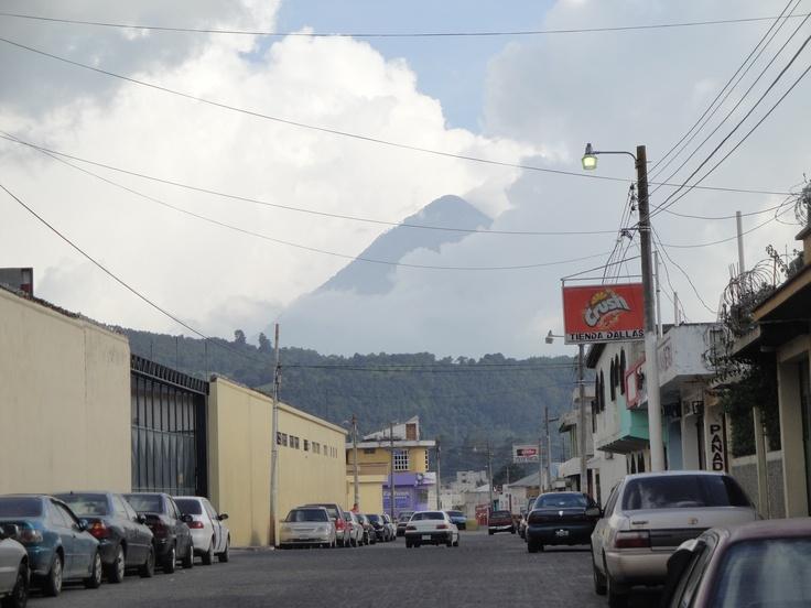 Santa Maria, Quetzaltenango, Guatemala: Santa Maria