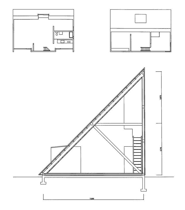 kazuo shinohara / prism house (1971)