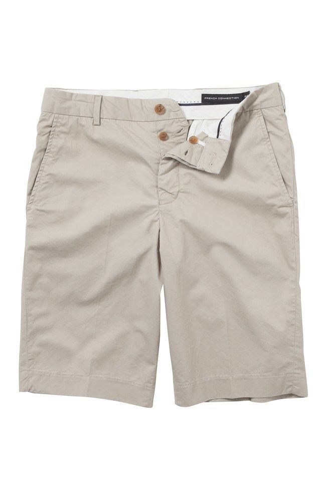 Peached Shorty Shorts - Mens Shorts - French Connection