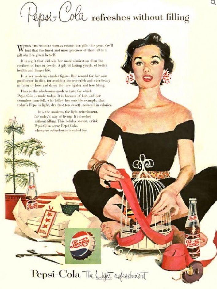 1959 Pepsi ad