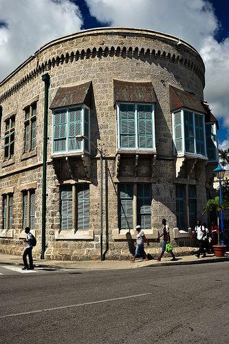 Bridgetown, Barbados, 2013 | Legislative building in downtow… | Flickr