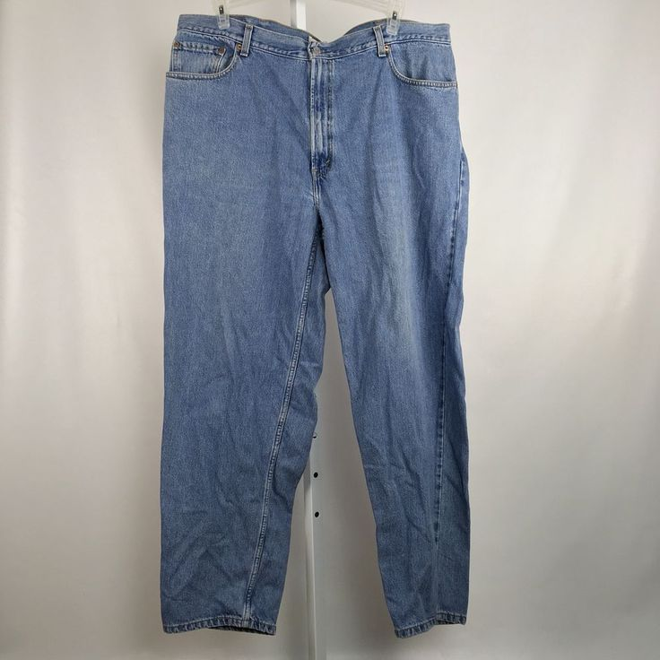 Levi's 560 Comfort Fit Jeans Size 42X31 medium wash #Levis #ComfortFit