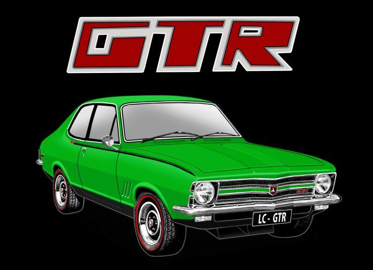 LC GTR - Green
