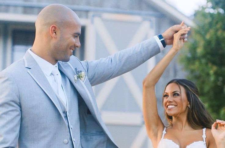Jana Kramer's Breathtaking Wedding Video. Everything about this is perfect