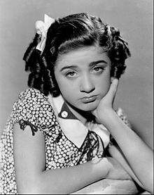 Edith Fellows 1937.....Edith Marilyn Fellows (May 20, 1923 – June 26, 2011) Boston Mass was an American actress who became a child star in the 1930s with her last role in the late 80's. Married for 10 years to Hollywood agent, producer, etc. Freddie Fields she had daughter Kathy Fields who married actor David Lander making Edith Squiggy's mother-in-law.