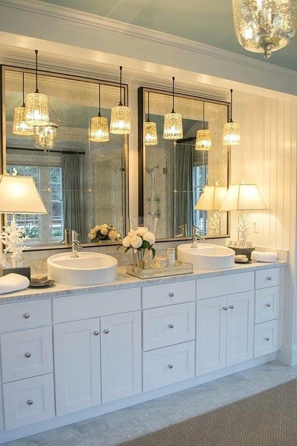 Bathroom Vanity Lighting Ideas Beautiful Master Bath Lighting Uswatuna In 2020 Hgtv Dream Home Home Dream Bathrooms