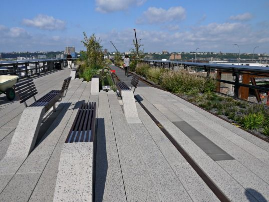 High Line Park in NYC Final Section
