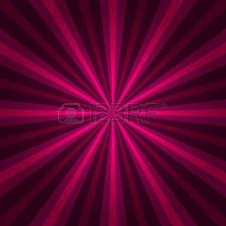 cool: Abstract starburst red background. Radial lines. Vector cool background for holiday