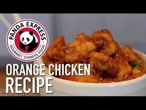 "DIY Panda Express Orange Chicken - Feat. Mom - YouTube  -- Pretty funny. ""not cat"""