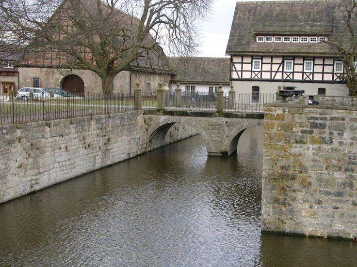 Schloss Holzhausen in Nieheim