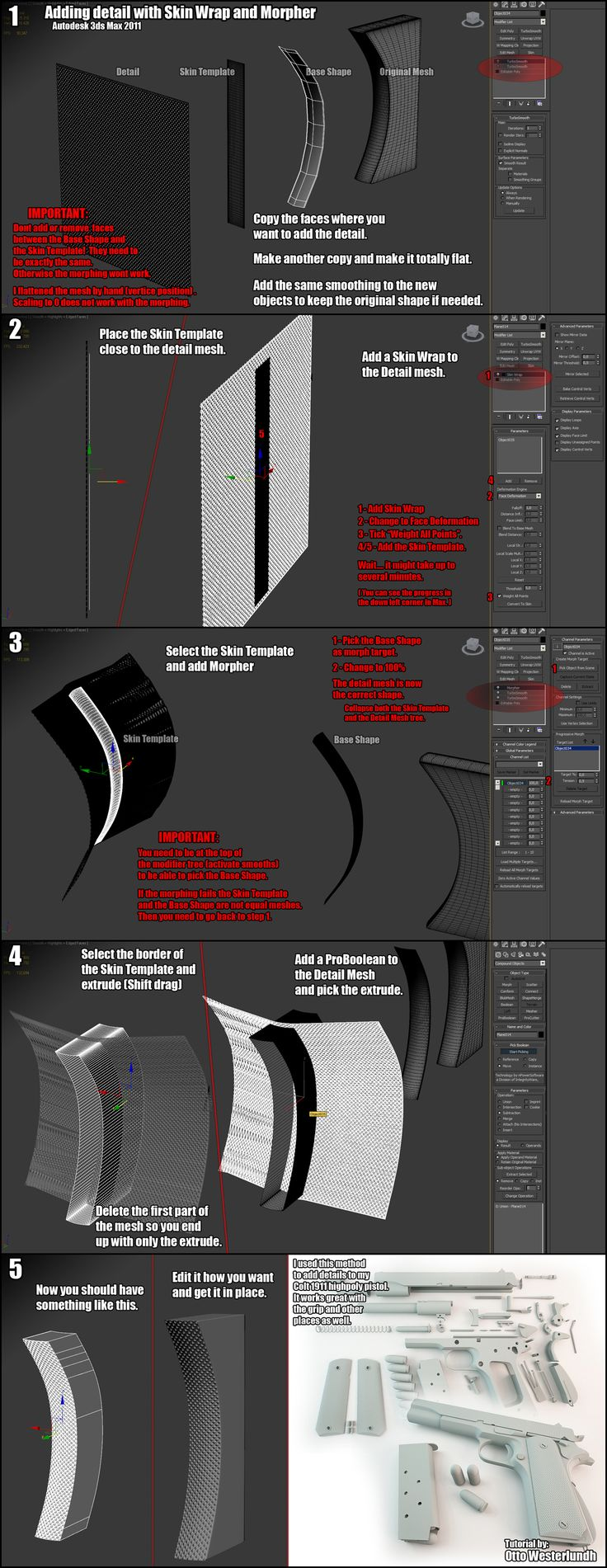 FAQ: How u model dem shapes? Hands-on mini-tuts for mechanical sub-d AKA ADD MORE GEO - Page 85 - Polycount Forum