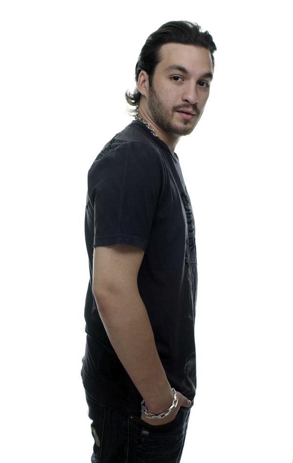 Steve Angello of Swedish House Mafia.