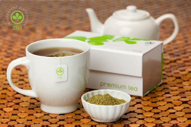 Zija's Premium Tea  Independent Distributor for Zija International www.apintor.myzija.com