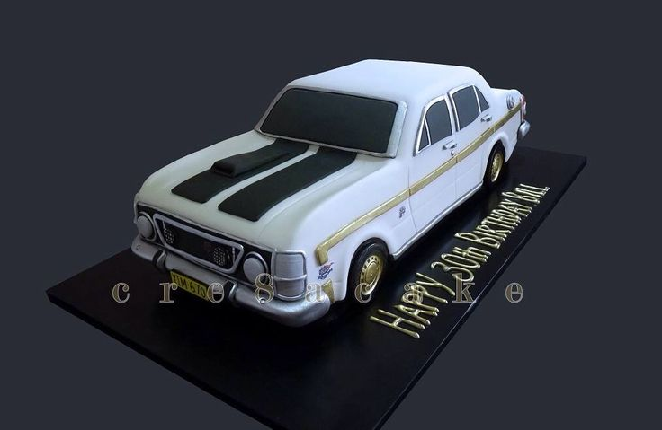 XW Ford Falcon Cake | My Sisters Cakes | Pinterest | Ford ...