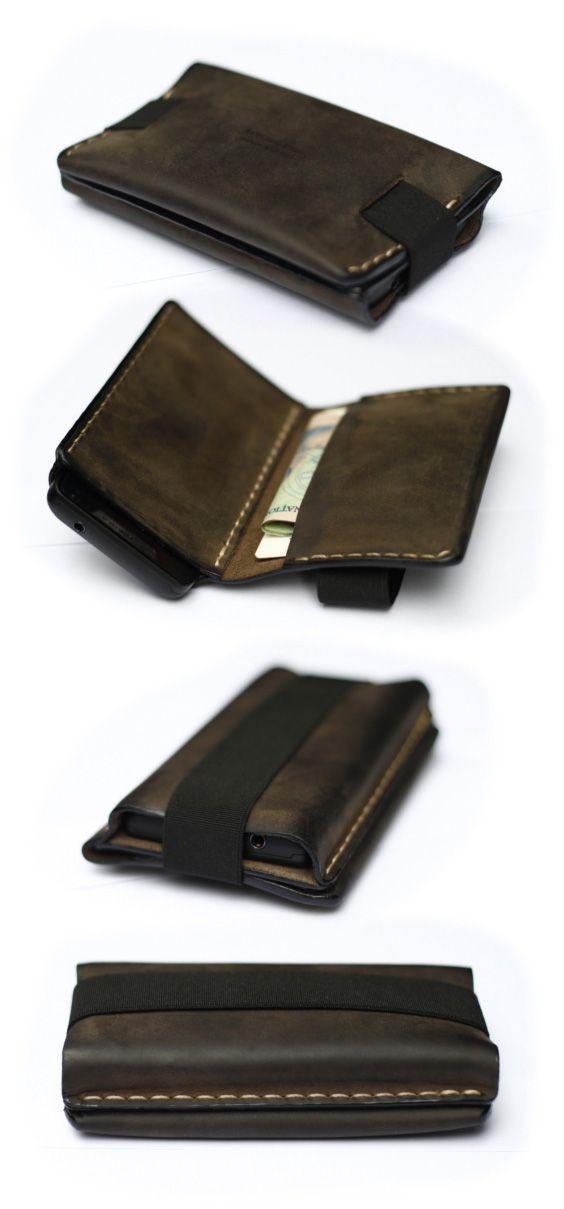 Custom Phone Wallet #accessories #menstyle