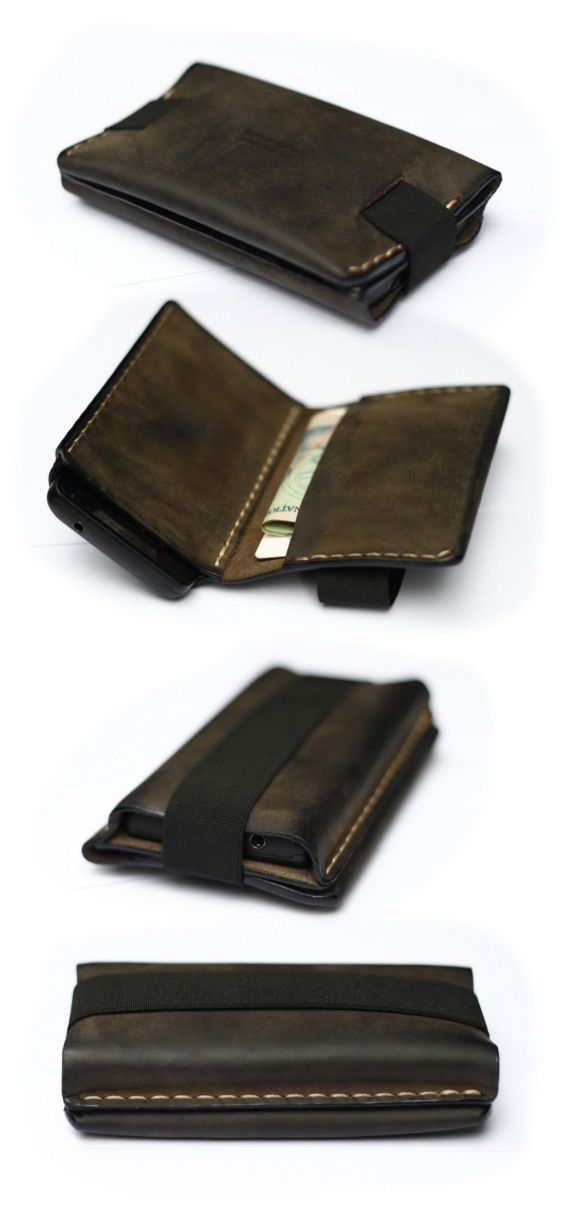 Custom Phone Wallet #accessories #menstyle