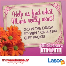 Help us find what Mums really want