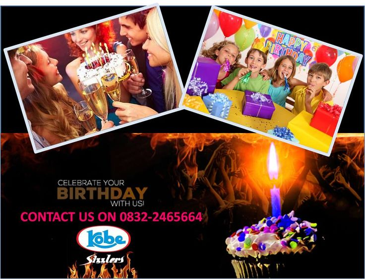 Celebrating a Special Event?? Contact 0832-2465664!!