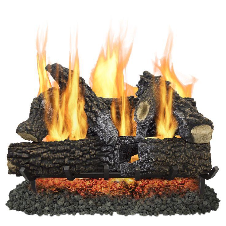 17 καλύτερα ιδέες για Gas Fireplace Logs στο Pinterest   Τζάκια