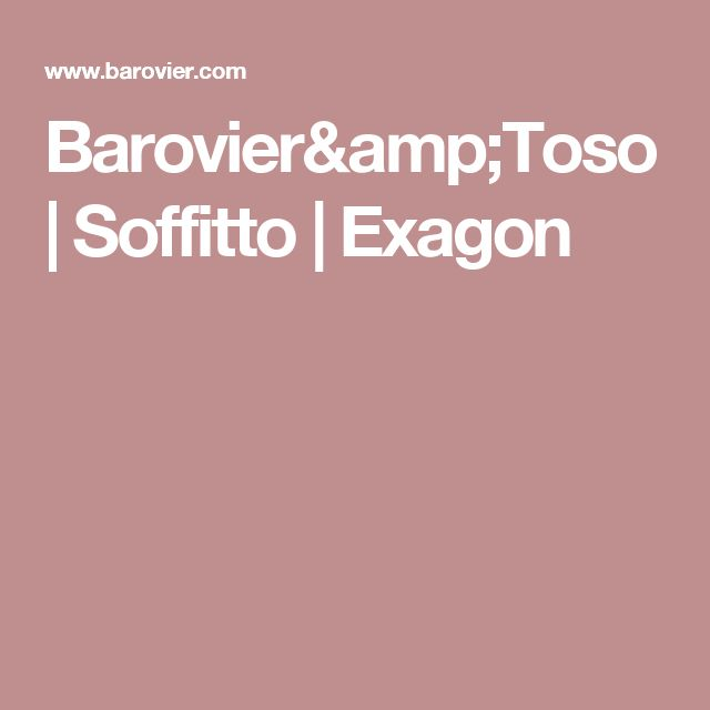 Barovier&Toso | Soffitto | Exagon