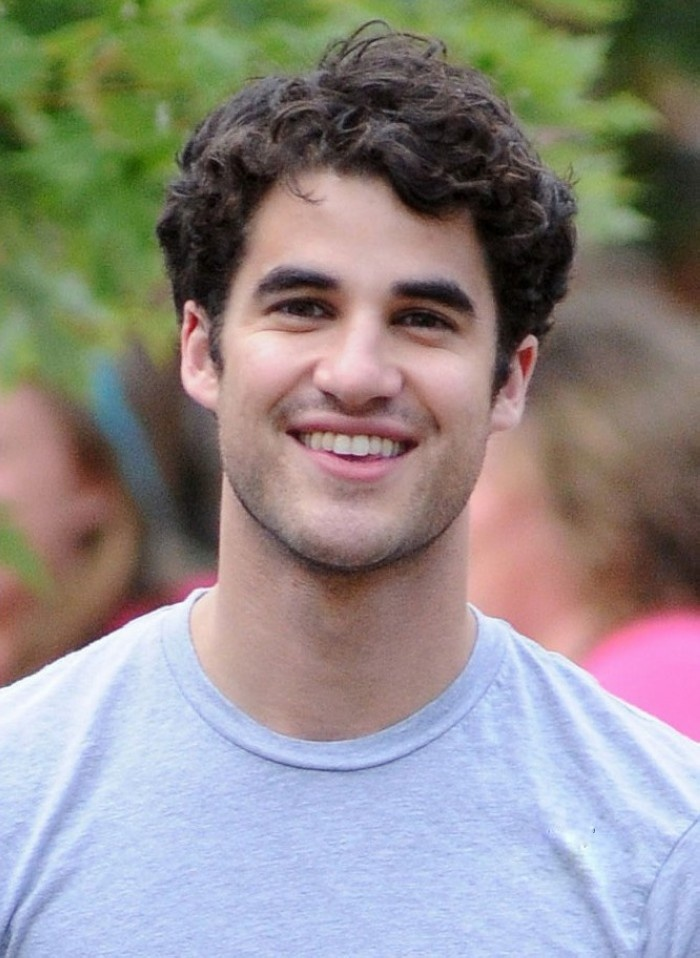 Darren Criss. Yeah, we're getting married. Deal with it.