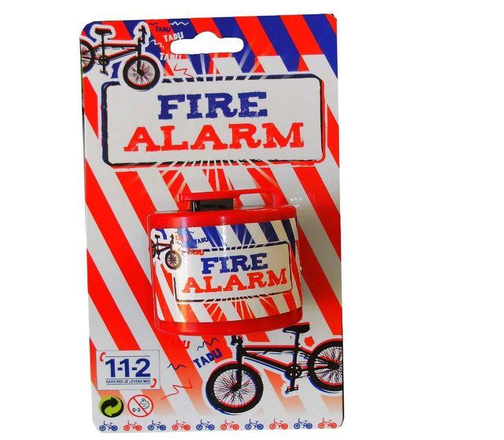 Feuerwehrsirene für das Fahrrad
