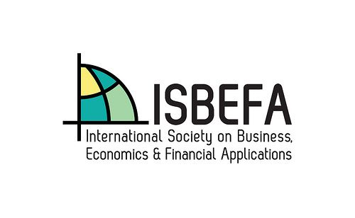 logo for the International Society on Business,   Economics & Financial Applications