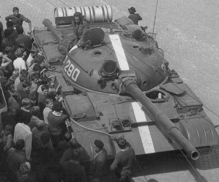 T62, Op. Danube