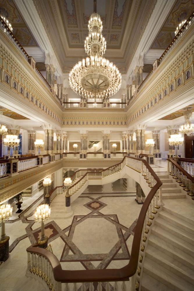 Hotel Ciragan Palace [Istanbul, Turkey]