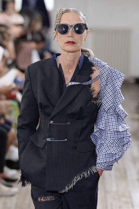 Facetasm, Printemps/Eté 2018, Paris, Menswear