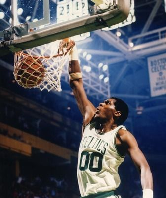 Robert Parish (born August 30, 1953) played in more games than any other player in NBA history. A 7-1 center who combined strength, agility and remarkable endurance, Parish won three NBA championships with the Boston Celtics in the 1980s and teamed with Larry Bird and Kevin McHale to form one of the greatest front lines in NBA history. He capped his career by winning yet another championship ring as a member of the 1996-97 Chicago Bulls.