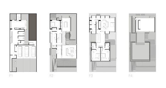 S+H House 2,Plan