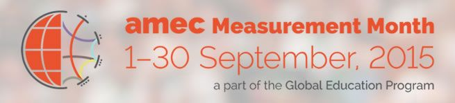 See all events http://amecorg.com/measurement-month-events/