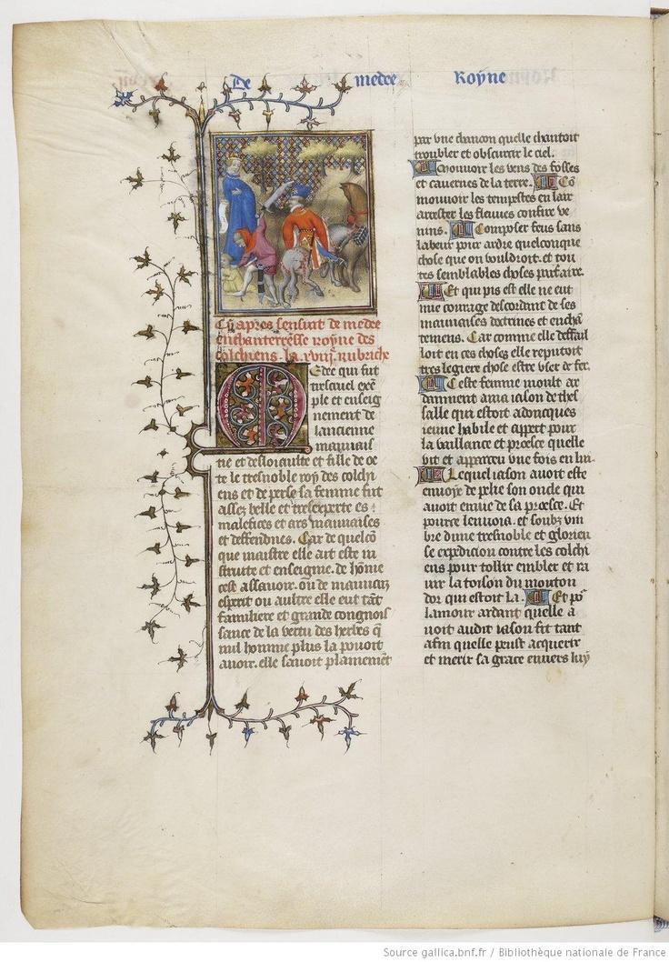De Claris mulieribus, fol. 27v.