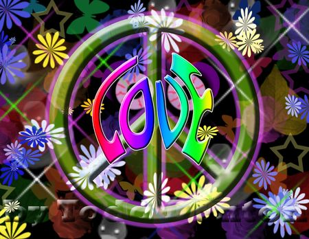 peace sign backgrounds Other & Abstract Background