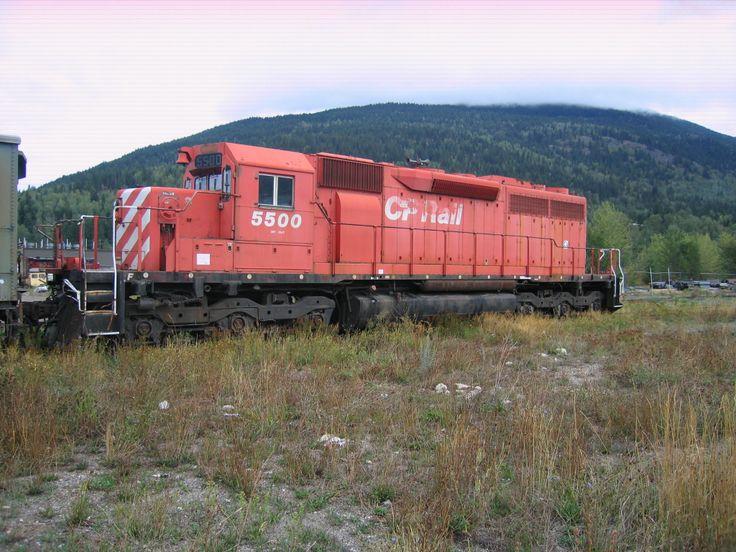 CP - Revelstoke, BC